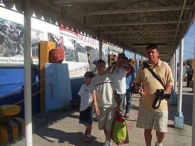 Arriving Tagbilaran Bohol