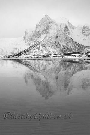 Austvågøya Snow 4
