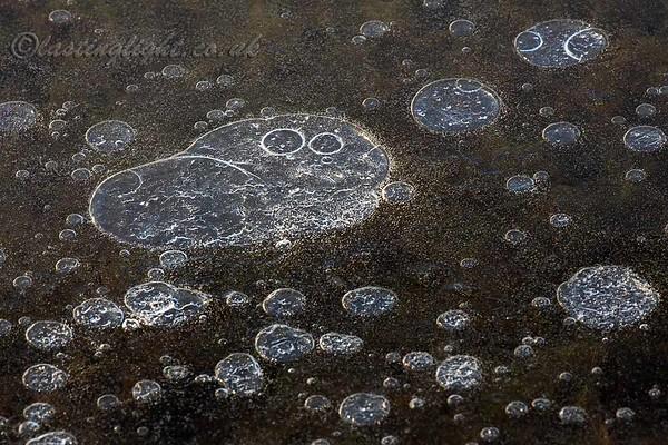 Ice Detail, Pluto?