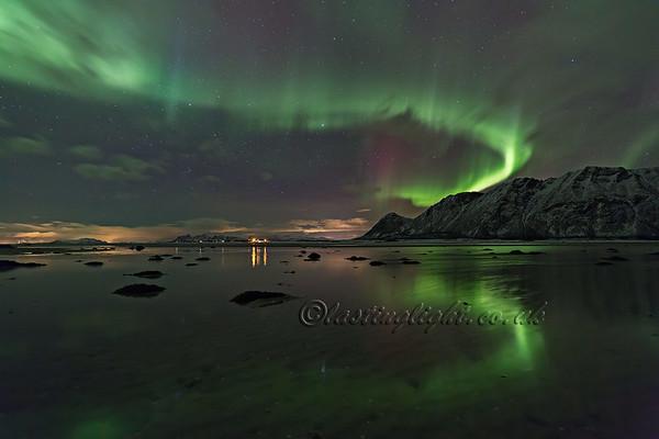 Grunnfjorden Greens 8