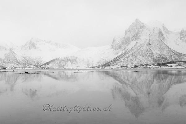 Austvågøya Snow 3