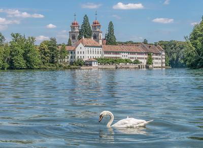 Rheinau Monastery