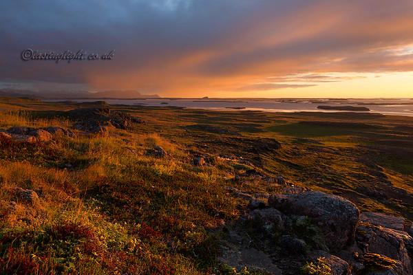 Shine a Light, Breiðafjörður