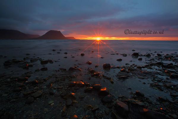 Glints of Gold, Grundarfjörður