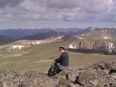 Hallet's Peak, Colorado