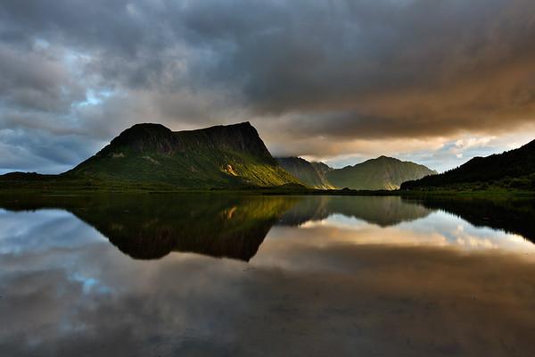 Vestvågøy, Stolen Moment