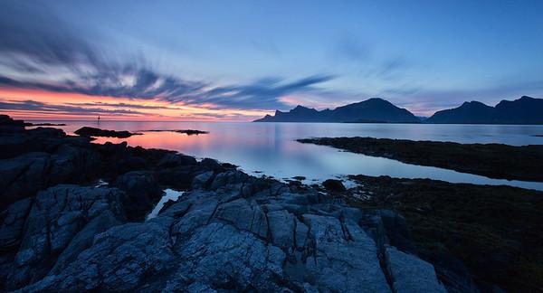 Flakstadøya, Cold Dawn