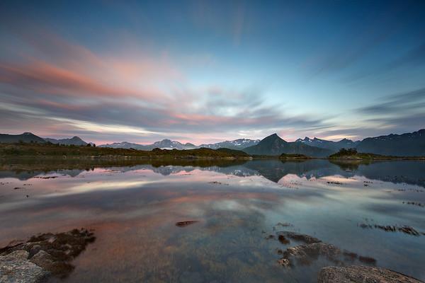 Austvågøya, Silence