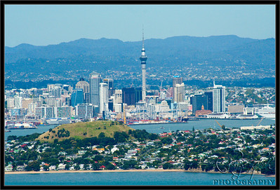 Auckland and Devonport New Zealand