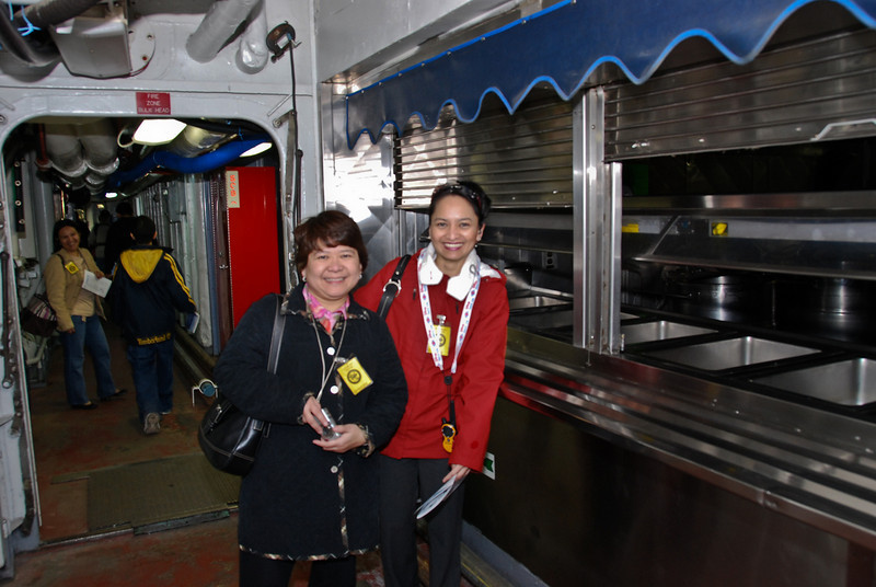 The Galley of Enterprise