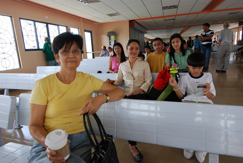 Boat Terminal for Ormoc