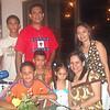 Jun and Pinky Larrazabal and family