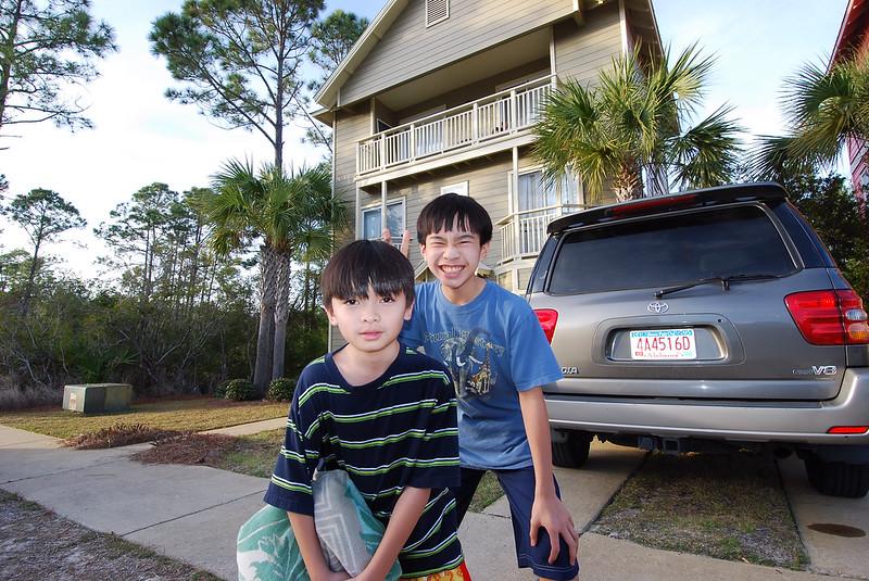 Sean Herrera and Kyle Trinidad