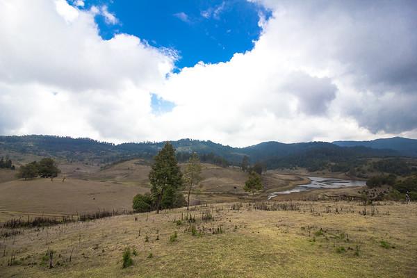 Mannavanur Grassland, Kodaikanal