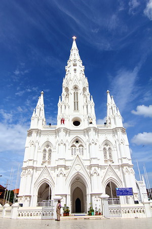 Ransom Church,Kanyakumari,