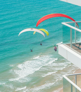 The Paragliders