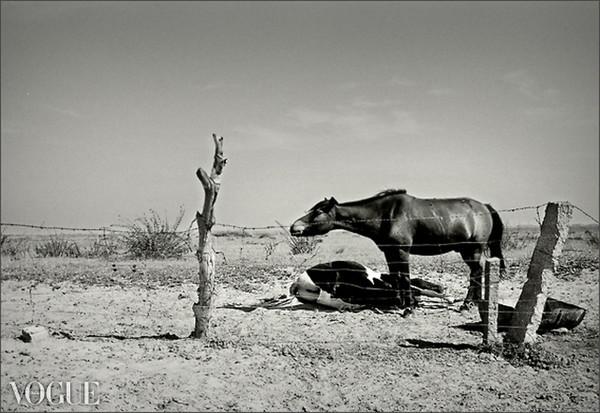 Photo Vogue Italia Archive