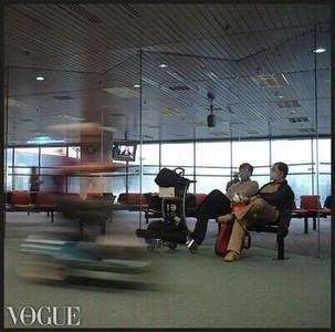 Beijing SARS, <br /> Photo Vogue Italia Archive