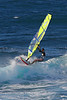 Wind Surfing in Waipio Bay, Maui