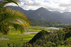 Princeville, Kauai. Hanalei NWR