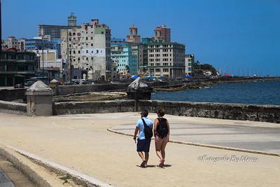 El Malecon Havana, Cuba