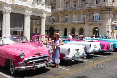 El Parque Central Havana, Cuba