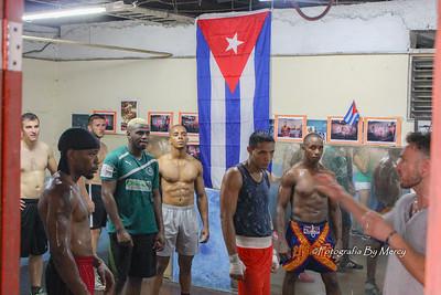 Kid Chocolate Centro de Boxeo Havana, Cuba