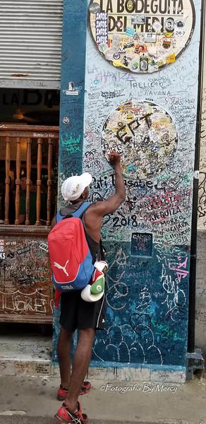 La Bodegita Del Medio Havana, Cuba