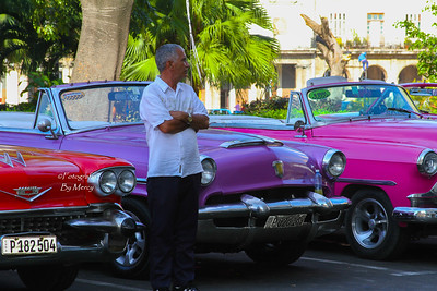 Parque Central Havana, Cuba