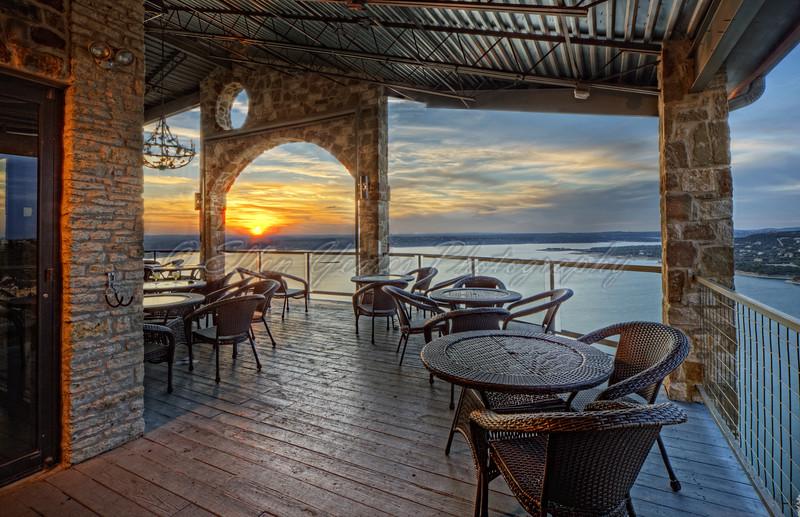 <b>Oasis Sunset - Quiet Deck</b>