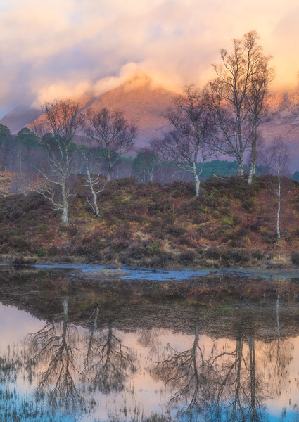 Clearing Mist on the Mountain, Wester Ross