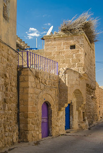 Midyat old quarter