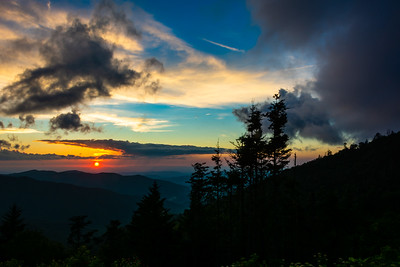 Clingman's Sunset