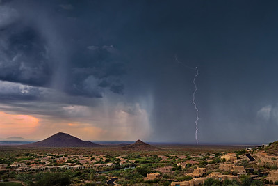 Arizona Summer Monsoon
