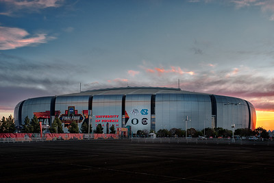 University of Phoenix Stadium - 2017 NCAA Mens Final Four