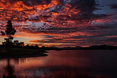 Immaculate Sunrise