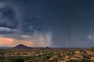 Arizona Summer Monsoon