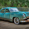 1950's Cadillac Rusty Car