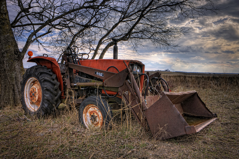 Allis Chalmers 440 Tractor