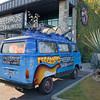 Freebirds World Burrito VW Van