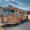 Lone Star Bus at Broken Spoke