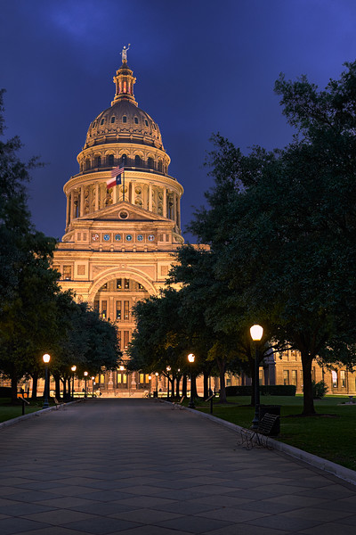 Texas State Capital - Austin, TX.