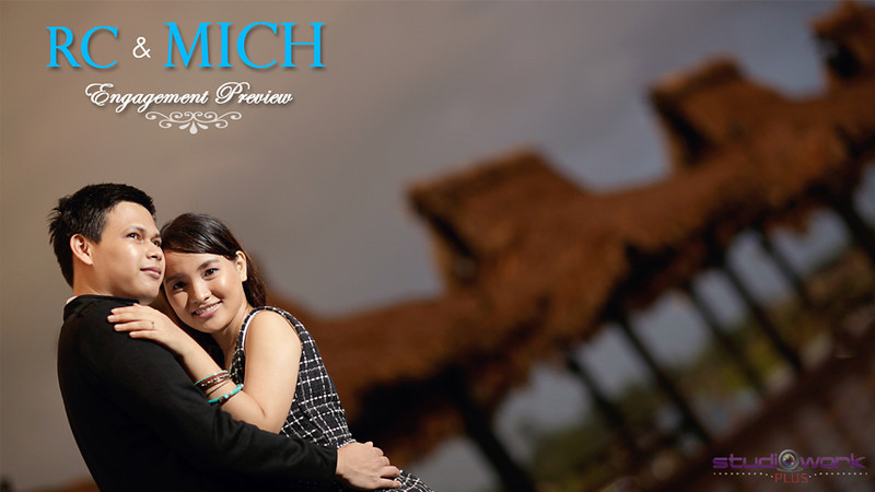 RC & Michi AVP<br /> {Engagement Shoot}<br /> Eco Park, Naga City<br /> Philippines
