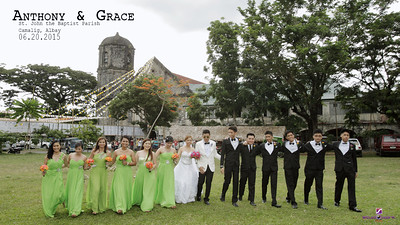 Anthony & Grace Wedding new
