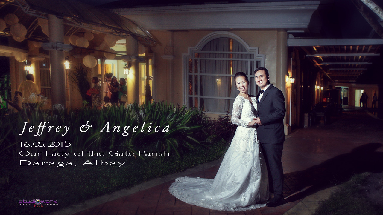 Jeff and Angel Wedding Video