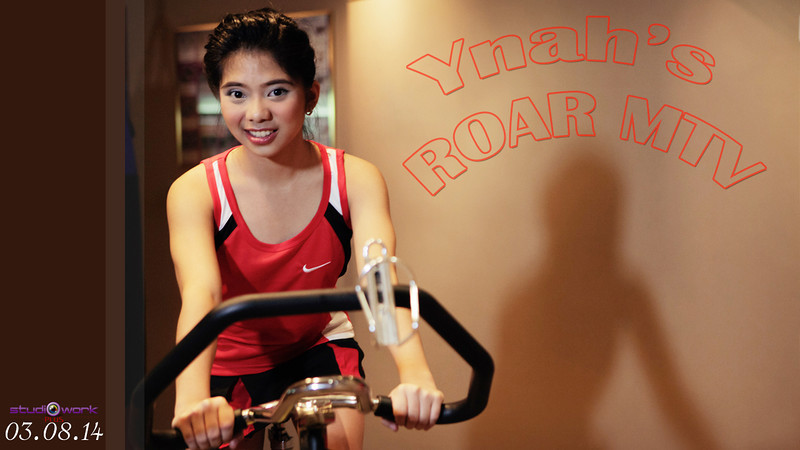 Ynah P. Ong { ROAR MTV}