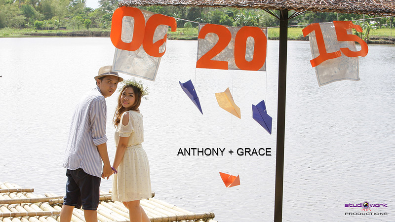 Anthony and Grace Save the Date