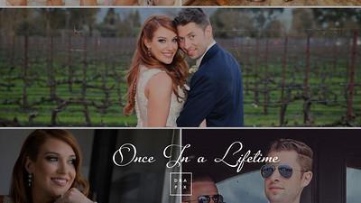 Tori & Jon Wedding at Fitz Place at San Martin, CA, Short Version by DBAPIX