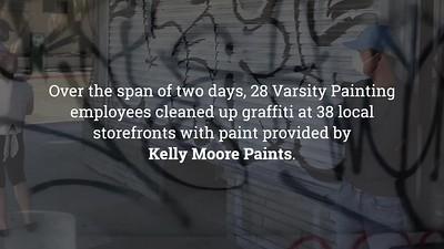 Stand Together: Oakland Riots Cleanup Effort