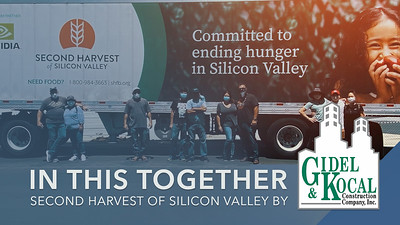 Second Harvest Of Silicon Valley: In This Together
